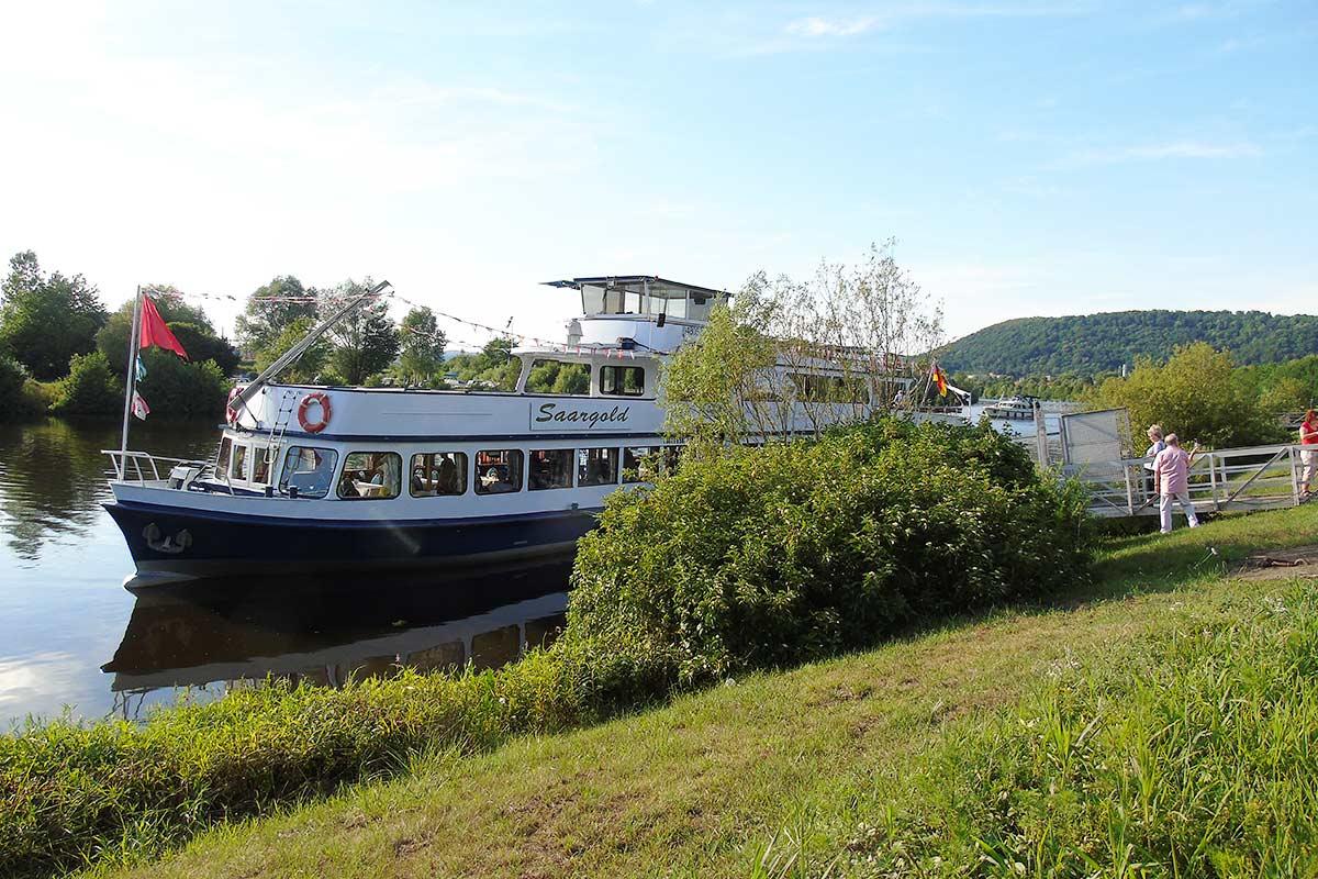 Aktuelles: Saarkreuzfahrt am 07.07.2017 - 1